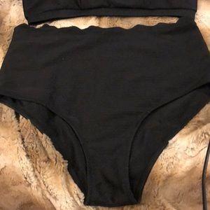 Cupshe Swim - Cupshe Seaside High Waisted Bikini L